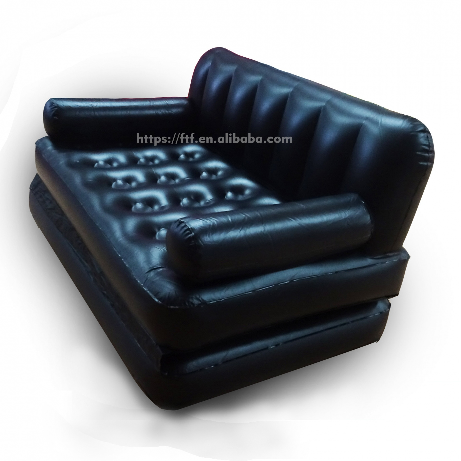 Multi-functional  inflatable sofa