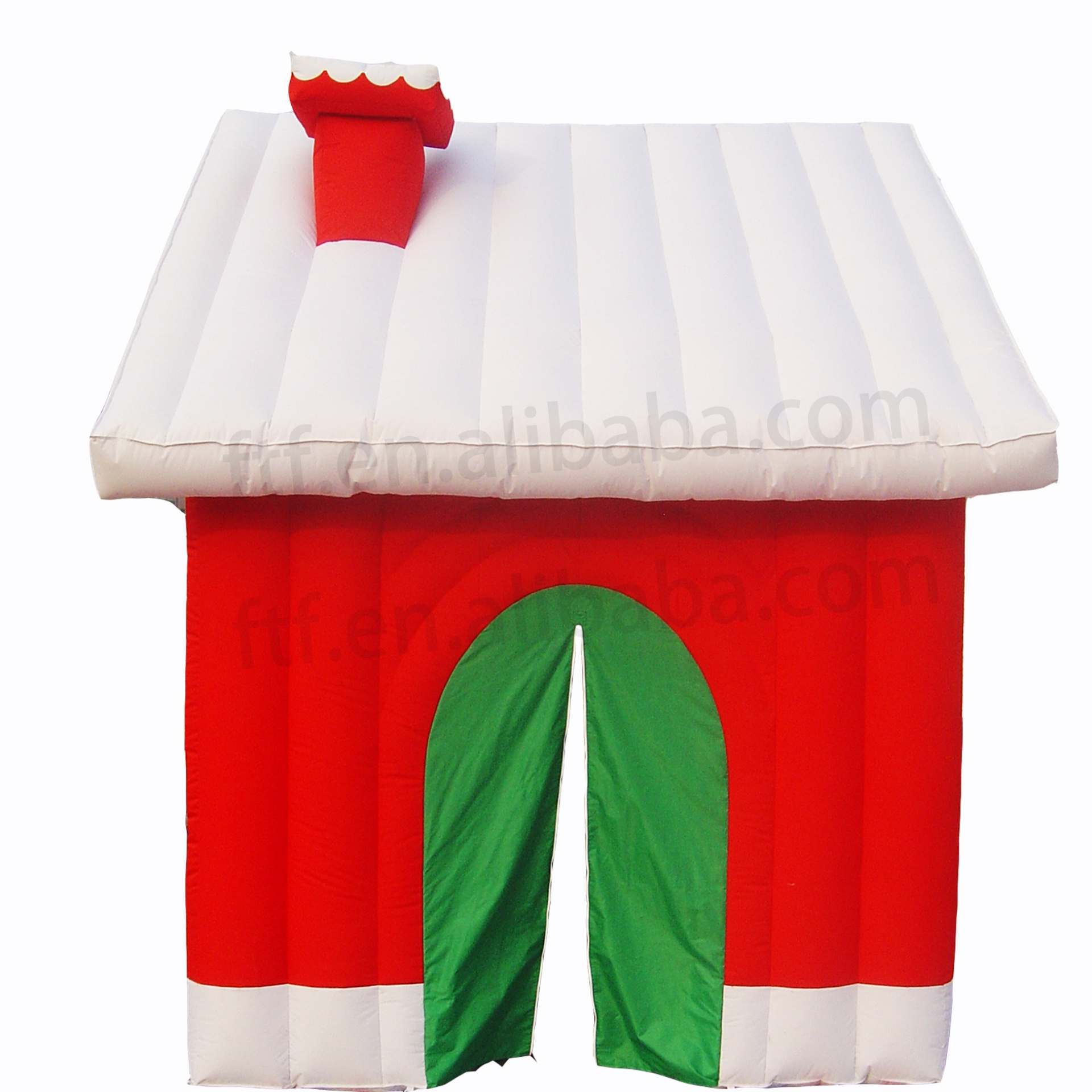 Custom inflatable Christmas house inflatable tent merry Christmas outdoor inflatable Christmas house