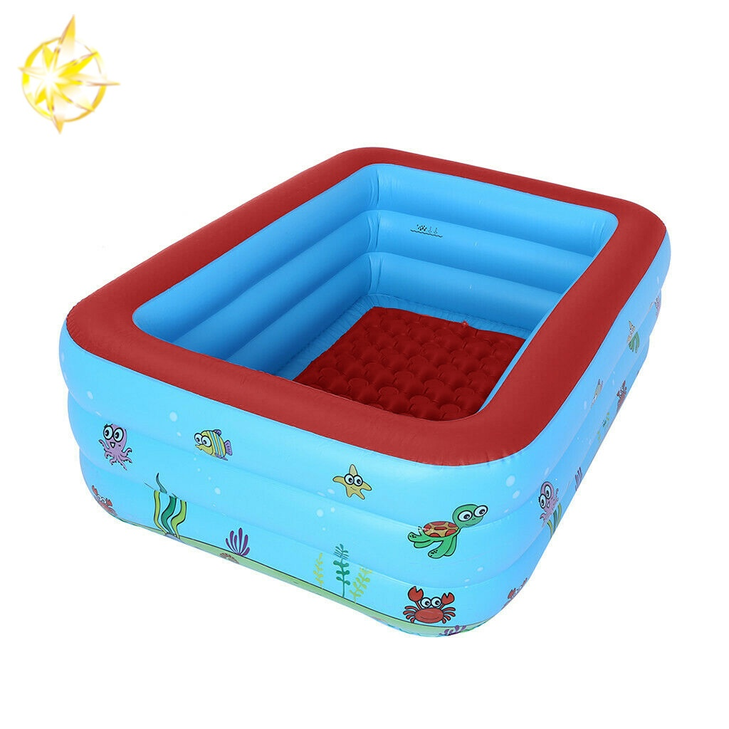 Hight Quality Outdoor Inflatable Family And Kids Swimming Pool Swim Center For Children Water Play F